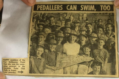 Pedal Clubs feature: Pedallers Can Swim Too: 1950s