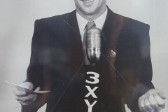 Maurice Kirby at 3XY: 1950s